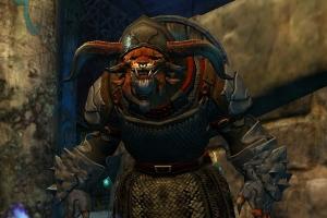 Ein Charr in Guild Wars 2