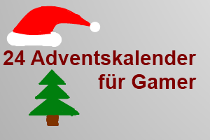 Gamer Adventskalender 2012