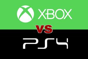 XBox One vs PS 4