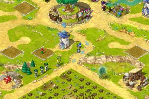 Das Dorf im Spiel